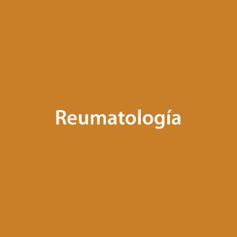 Reumatología Especialidad Chuletas Médicas