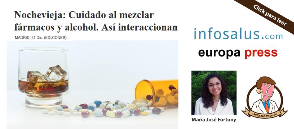 Infosalus Europa Press Maria José Fortuny Chuletas Médicas