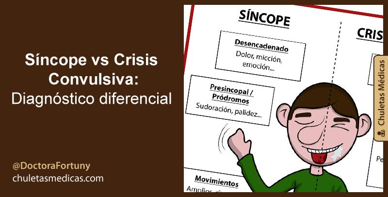 Síncope vs Crisis Convulsiva: Diagnóstico diferencial