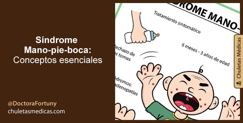 Síndrome Mano-pie-boca: Conceptos esenciales