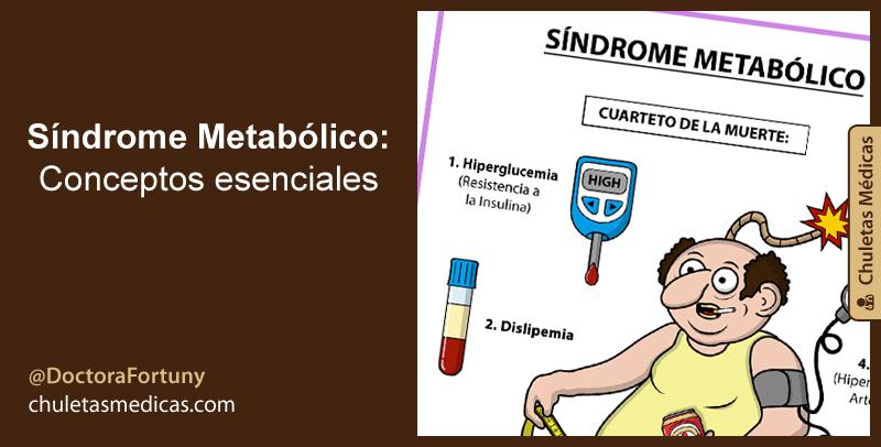 Síndrome Metabólico: Conceptos esenciales